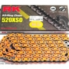 RK 520 Oring Orange