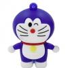 แฟลชไดร์ฟโดราเอม่อน(Doraemon) สีฟ้า ความจุ 16 GB.