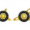 กันแคร้ง FAKIE สีทอง FOR HONDA CB650F CBR650F