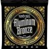 สายกีตาร์โปร่ง Ernie Ball Aluminum Bronze 010