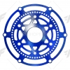 จานABS SHADOW RACING สีน้ำเงิน FOR HONDA NC750