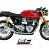 ท่อ SC PROJECT Conic '70s Silencers THRUXTONR
