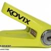Lock disk Kovic แบบไม่มีเสียง สีเหลือง
