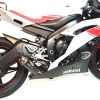 ท่อ AUSTIN RACING GP3/GP ULTIMATE 200MM. CARBON DECAT FOR YAMAHA R6 (2006)