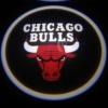 ไฟส่องประตู Welcome Light - Chicago Bulls