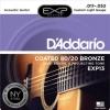 สายกีตาร์โปร่ง D'Addario EXP13