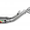 ท่อ AUSTIN RACING GP1R ปากเงิน FOR BMW S1000RR 2017