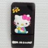 แฟลชไดร์ฟคิตตี้(Kitty) สีดำ สี่เหลี่ยม ความจุ 8 GB.