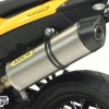 ท่อ Arrow Slip on Titanium F700GS F800GS