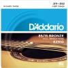 สายกีตาร์โปร่ง D'Addario EZ910 เบอร์11