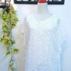 WOW Curvytops : เสื้อลูกไม้แขนสั้นไซส์ใหญ่ ทรงปีกสวย ผลิตจากผ้าลูกไม้เนื้อนิ่ม ถักลายสวยค่ะ