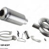 ท่อ PR2 MOTO GP CBR1000RR SLIPON STAINLESS