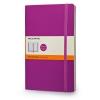 สมุด Moleskine Soft Cover มีเส้นบรรทัด ปกอ่อน สีชมพู - ขนาด A5