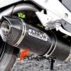 ท่อ Arrow Fullsystem Carbon for Kawasaki Versys 650
