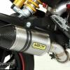 ท่อ Arrow Slip On Titanium for Hypermotard 821