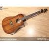 กีตาร์ โปร่ง ไฟฟ้า ยี่ห้อ Acoustics รุ่น AS255-CS Top Solid Sitka Select Spruce ไม้หน้าแท้ทั้งแผ่น