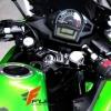 แฮนด์จับโช้ค Bikers Ninja650 2012