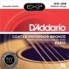 สายกีตาร์โปร่ง D'Addario EXP17