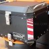กล่องบน LOBOO GEN3 45L สีดำ 1ใบ พร้อมชุดยึดบน FOR SUZUKI V-STROM 650