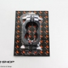 ขาจับปั๊มหน้า Morh Brembo GP 100 mm R1 2012