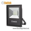 สปอร์ตไลท์ LED 30w รุ่น SMD ECO ยี่ห้อ Switch (แสงส้ม)