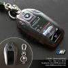 เคสกุญแจหนังแท้ บีเอ็มดับเบิ้ลยู G series ( Series5 G30 , Series7 G12) (AC092)