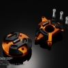 ชุดกันล้มเครื่อง Engine Guard Set bikers for MSX ส้ม