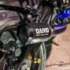 ท่อ DAIVO CQB1 ปากดำ FOR SUZUKI GSX-S750