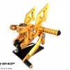 เกียร์โยง RSV สีทอง for z250sl ninja250sl