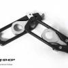 หางปลา LIGHTECH สีดำ FOR BMW S1000RR