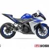 ท่อ Yoshimura R77 Fullsystem Carbon for Yamaha R3