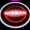 ไฟส่องประตู Welcome Light - Nissan