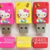 แฟลชไดร์ฟคิตตี้(Kitty) สีเหลือง ความจุ 8 GB