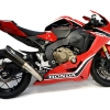 ท่อ AUSTIN RACING V3 CARBON CAN SLIP-ON FOR HONDA CBR1000RR (2017)