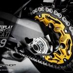 สเตอร์หลัง Ducati Panigale 899 MOTOPLAY