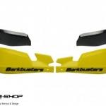 การ์ดแฮนด์ BARKBUSTERS VPS สีเหลือง