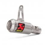 ท่อ AKRPOVIC TITANIUM GP SLIP-ON FOR SUZUKI GSX-R1000