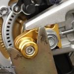 บูชยกสเตน RSV for CB650F สีทอง