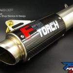 ท่อ FireTorch Exhaust V-Two เคฟล่าปากเฉียง
