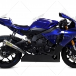 ท่อ ARROW COMPETITION MOTO GP FULL-SYSTEM FOR YAMAHA R1/R1M