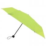Silver Coating UV Folding ร่มพับเคลือบยูวีสีเงิน-เขียว