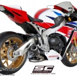 ท่อ SC PROJECT CR-T Carbon for HONDA CBR1000RR