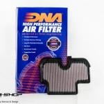 กรองอากาศ DNA for Versys650 2011