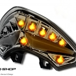 ไฟท้าย LED Moto Tuner สำหรับ Ducati multistrada 1200 (2015-2016)