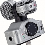 Zoom IQ7 Microphone For IOS