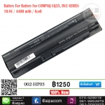 Battery For Battery For COMPAQ CQ35, DV3 SERIES 10.8V / 4400 mAh / 6cell