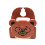 หมีน้ำตาล (แว่น)