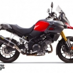 ท่อ TWO BROTHER FOR SUZUKI V-STROM 650