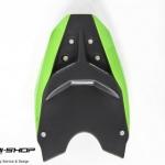 อันเดอร์เทล MotoZaa สีเขียวอ่อน for Ninja300 Z300 Z250