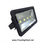 โคมไฟสปอร์ตไลท์ LED Flood Light 200w EVE แสงวอร์มไวท์ (แสงสีส้ม)